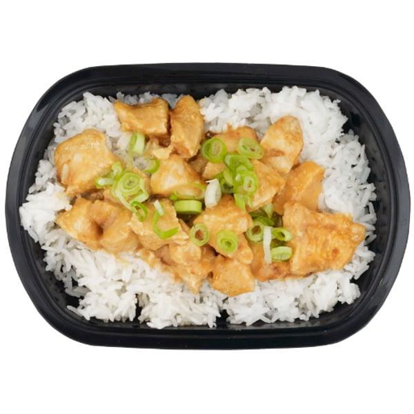 Service Deli Peanut Satay Chicken Meal 1ea
