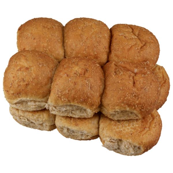 Bakery Wheatmeal Dinner Rolls 12ea