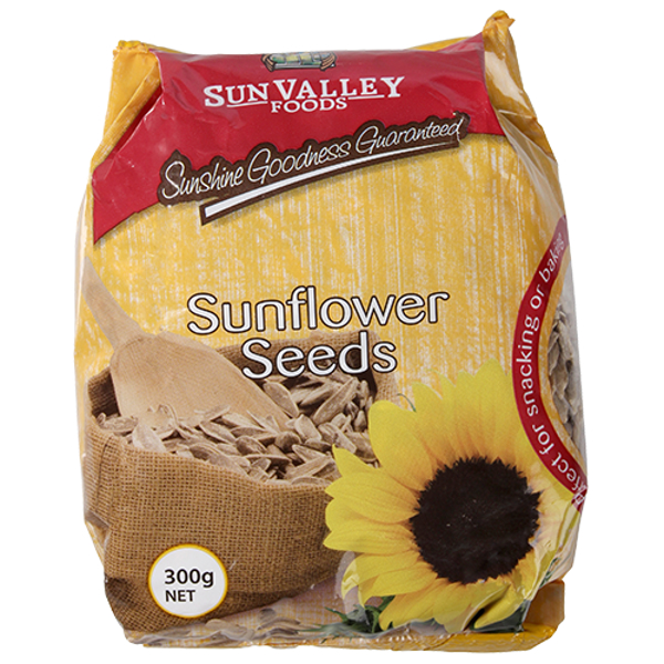 Sun Valley Sunflower Seeds 300g