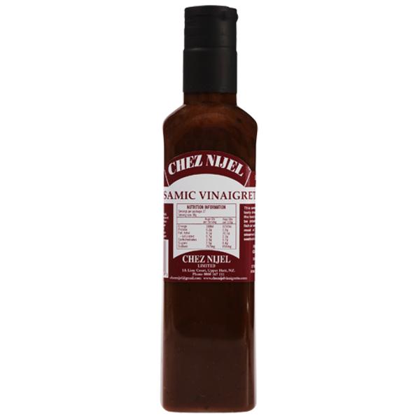 Chez Nijel Balsamic Vinaigrette 1ea
