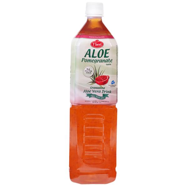 T Best Pomegranate Aloe Vera Juice 1.5l