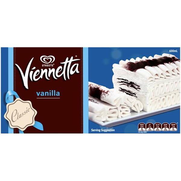 Streets Viennetta Vanilla Classic 650ml