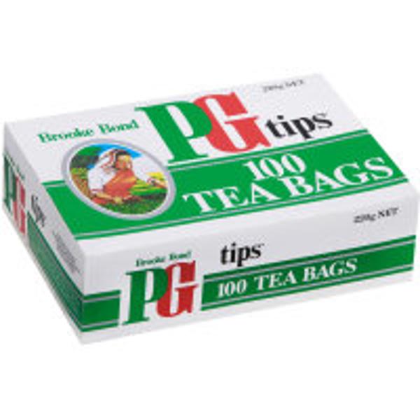 Pg Tips Tea Bags 220g 100pk