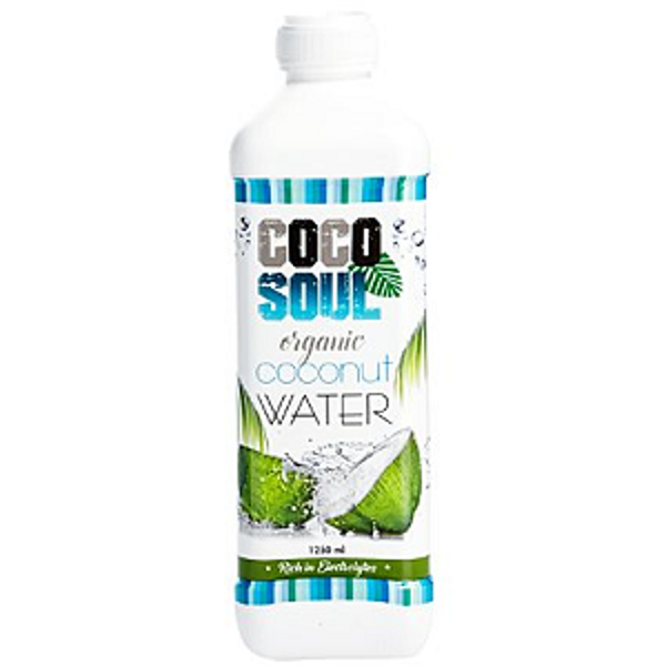 Coco Soul Organic nut Water 1.25L