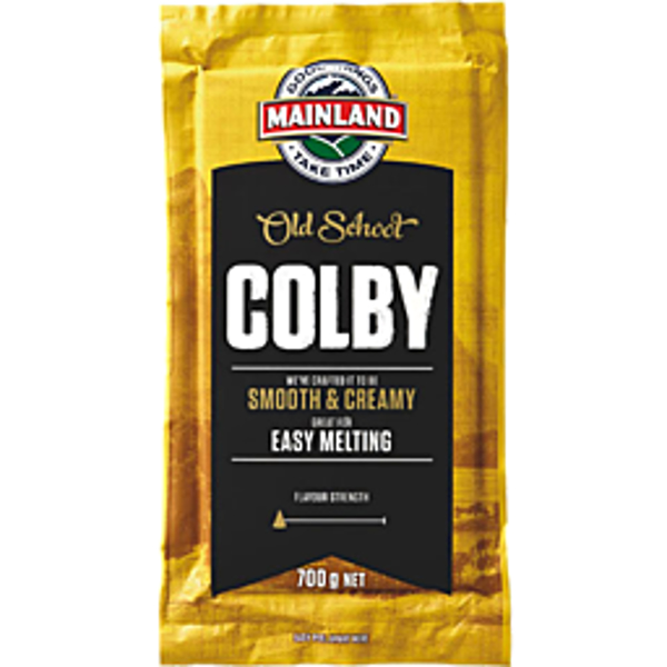 Mainland Cheese Colby 700g