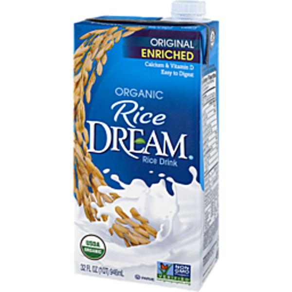 Rice Dream Organic Rice Drink Original 946ml