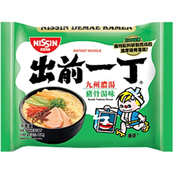 Nissin Instant Noodles Tonkotsu 100g