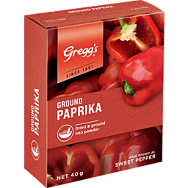 Greggs Seasoning Packet Ground Paprika 40g