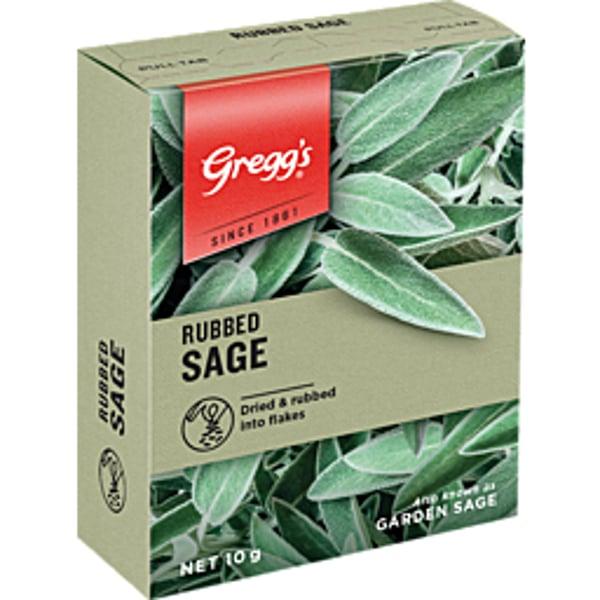 Greggs Seasoning Packet Sage 10g