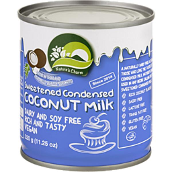 Nature's Charm Sweetened Condensed Coconut Milk 320g
