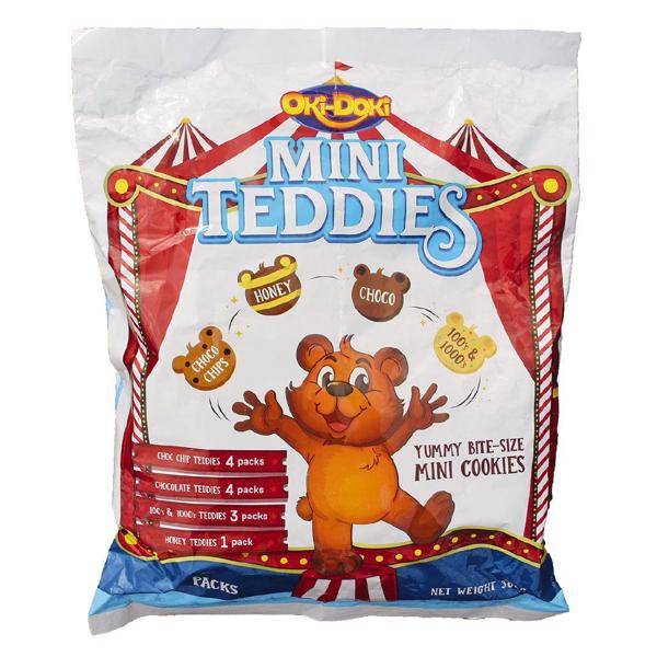 Oki Doki Mini Teddies 300g