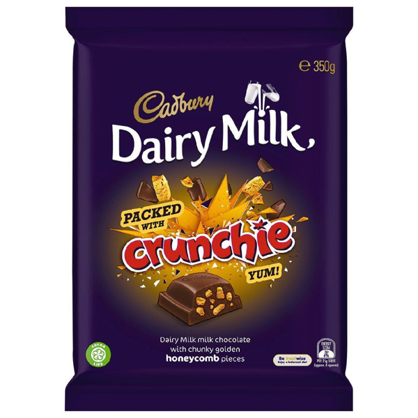 Cadbury Crunchie Max 350g
