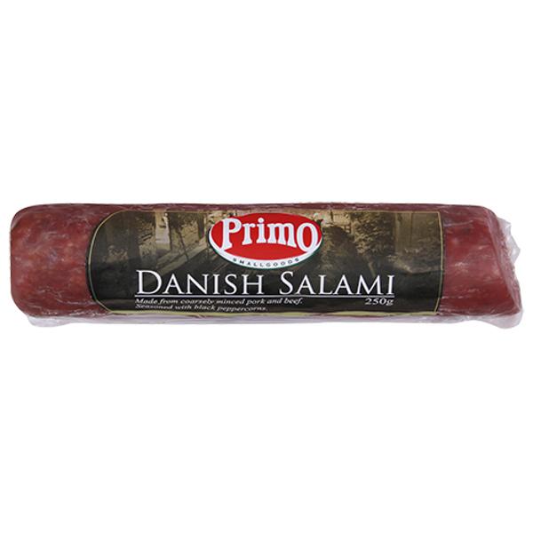 Primo Smallgoods Danish Salami 250g