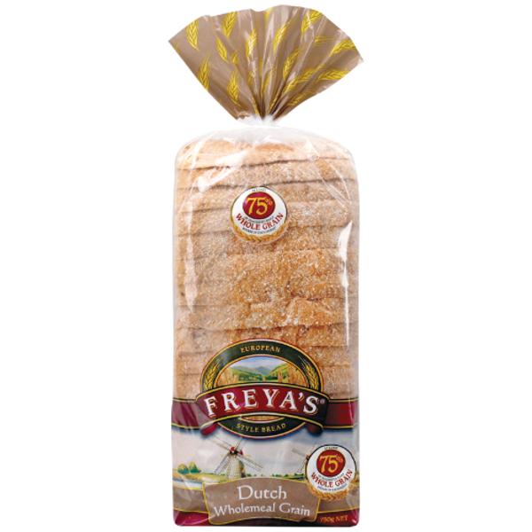 Freya's Dutch Wholemeal Grain Bread 750g