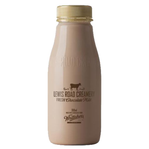Lewis Road Creamery Fresh Chocolate Milk 300ml