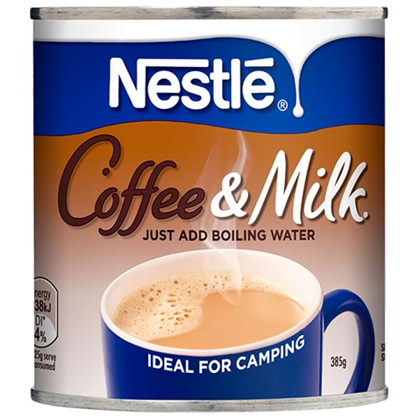Nestle Coffee & Milk 385g
