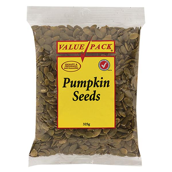 Value Pack Pumpkin Seeds 325g