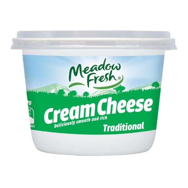 Meadow Fresh Traditional Cream Cheese 250g