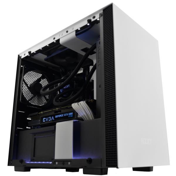 GGPC Paladin GTX 1080 Mini Gaming PC Coffee Lake Intel Core i7-8700K