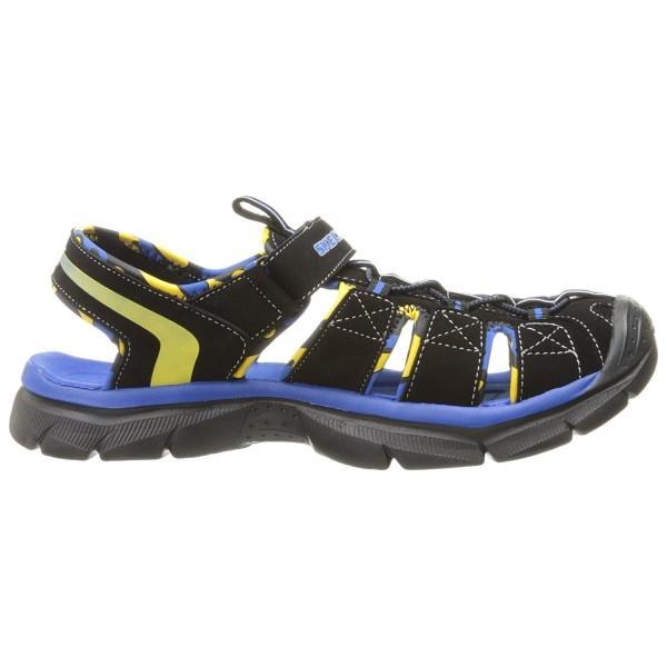 skechers sandals kids yellow Online