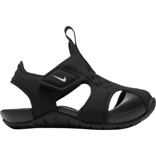 Nike Sunray Protect 2 TD - Toddler Casual Sandals - Black ...