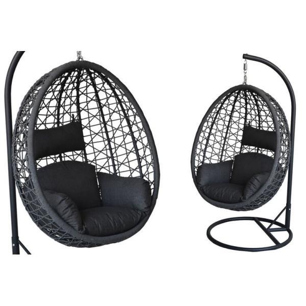 Havana Rope Hanging Egg Chair HAVA/FHEG NZ Prices - PriceMe