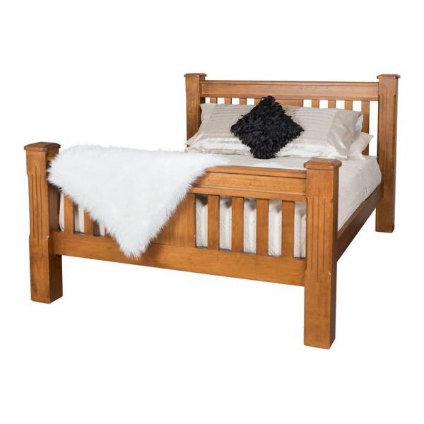 Maison Single Bed Frame by Coastwood Furniture MASSBHF-DO NZ Prices ...