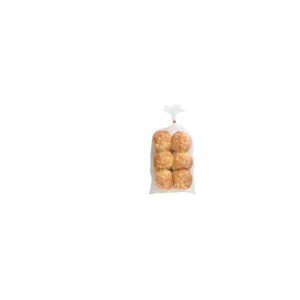 Countdown Instore Bakery Bread Rolls Crusty Cheese 6pk