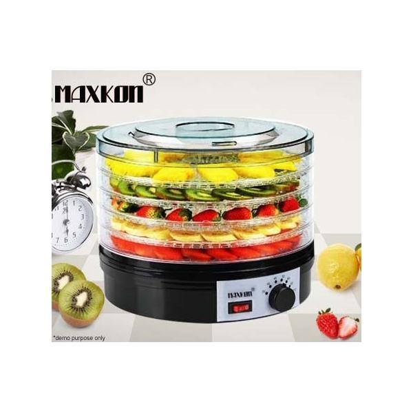 Maxkon Food Dehydrator Review