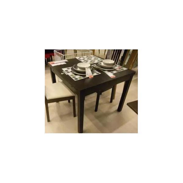 BJURSTA Extendable Table Black Brown 3 Sizes