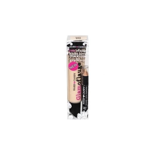 Hard Candy Glamoflauge HEAVY DUTY CONCEALER with pencil (light colour 312) NZ Prices - PriceMe