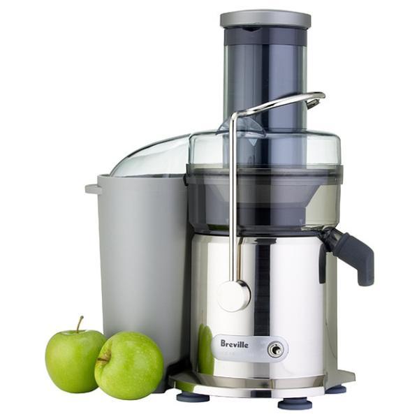 breville juice fountain je95 manual
