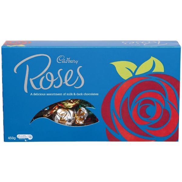 Cadbury Roses Chocolates 450g