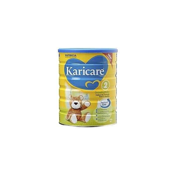 Karicare Standard 2 Follow On From 6 Months 900g