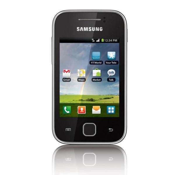 Samsung Galaxy Y S5360の取扱説明書 - Samsung Galaxy Y S5360デバイスの ...