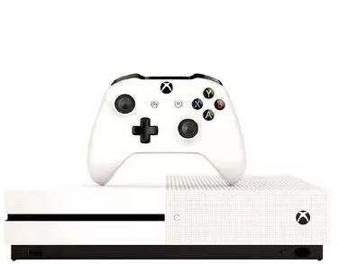 XboxOne S Console Standard 1TB White