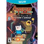 Adventure Time Explore The Dungeon Because I Don\'t Know (Wii U)