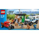 LEGO City Police Dog Unit 60048