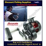 Accurate Mutant MGT400xn Underhead Jigging Reel