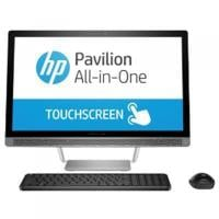 HP Pavilion 24-b011A 23.8 1080p FullHD Touch AMD A9-9410 16GB 3TB DVDRW Win10Home 64bit
