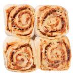 Countdown Instore Bakery Bread Rolls Savoury Pinwheels 4pk