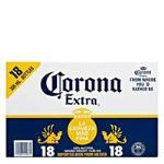 Corona Extra Beer 355ml Bottles 18pk