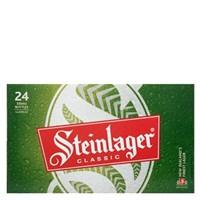 Steinlager Classic Lager 7920ml (330ml x 24pk)