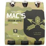 Mac's Pale Ale Green Beret 330ml bottles 6pk