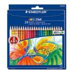 Staedtler Coloured Pencils 24Pack