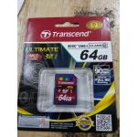 Transcend UHS-I SDHC Class 10 64GB