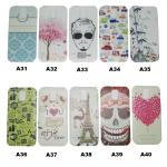Painting Phone Plastic Case for Samsung Galaxy S5 - A39