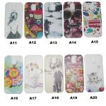 Painting Phone Plastic Case for Samsung Galaxy S5 - A16