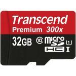 Transcend Premium UHS-I MicroSDHC Class 10 32GB