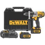 Dewalt 20V Max li ion Hammer Drill Kit